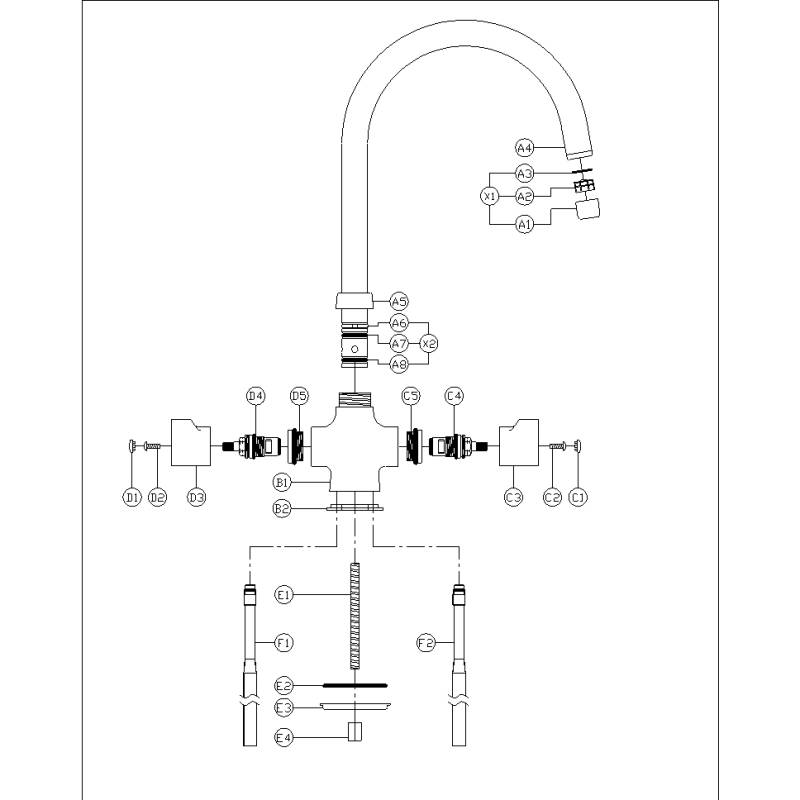Lamona Rhone Swan Neck  401 besides Engine Lifter Parts And Operation Tips as well Explode further S1664902 moreover Diving Regulator. on valve parts diagram