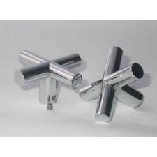 Orta Handles Chrome (Pair)